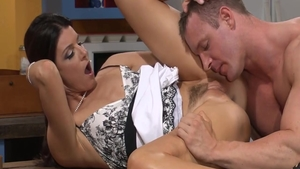 Egyptian India Summer in panties cheating