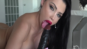 Raw fucking together with large boobs Aletta Ocean