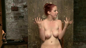 Hogtied accompanied by Penny Pax in HD
