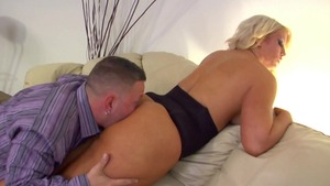 Sex with busty Alura Jenson in tandem with Julie Cash