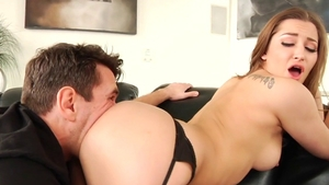 Hardcore squirts escorted by very hot Dani Love in HD