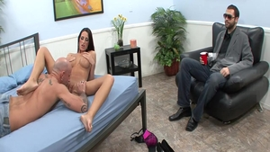 Orgy busty latina Kortney Kane