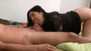 Nailed rough in company with asian amateur