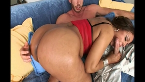 Mature Maya Gates and ghetto Isis Love ass pounded