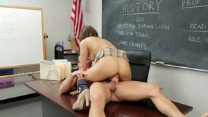 Fucking hard together with bitch Sara Luvv