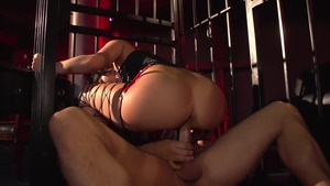 Super hot japanese pornstar Asa Akira fetish fucks in the ass