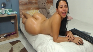 Colombian fucked in the ass