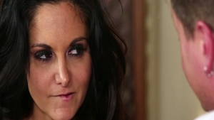 Erotic and large tits Ava Addams massage in the spa