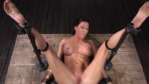 Amazing Ariel X anal fucking at the party