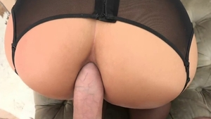Pussy fucking starring nice blonde Mike Adriano
