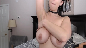 Busty mature goes in for sloppy fucking
