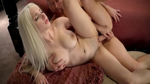 Raw sex together with big boobs babe Dylann Vox