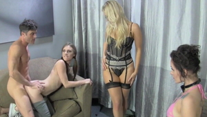 Ashley Fires in the company of dirty Anya Olsen