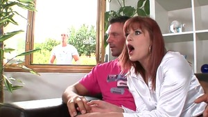 Rossa Has Three cocks To Empty sperm From In A Foursome Sex