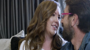 Raw sucking dick together with stepmom Maddy Oreilly in HD