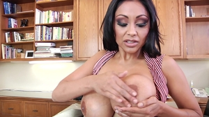 Squirting alongside big boobs Hindi MILF Priya Rai