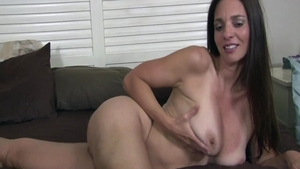 Busty american pornstar Mindi Mink likes taboo the best sex