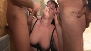 French anal fucked