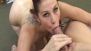 Oily the best sex among busty Gianna Michaels