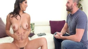 Tight teen chick Brooklyn Gray feels up to plowing hard