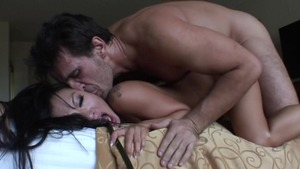 Raw hard ramming together with Manuel Ferrara and Asa Akira