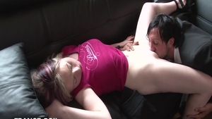 Angry pounding starring sexy hotwife