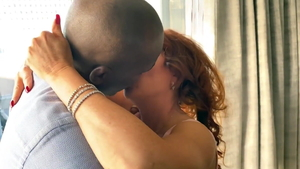 African Janet Mason is really hairy escort