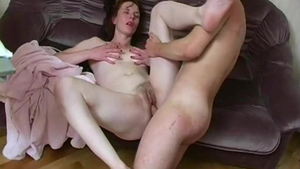 Young russian hardcore sucking dick