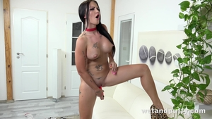 Inked stepmom Isabel Dark agrees to real fucking HD
