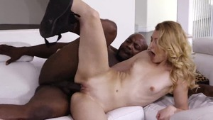 Horny Nat Turner smashed by big black cock stepfather