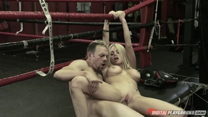 Big boobs MILF Jesse Jane has a passion for raw sex HD