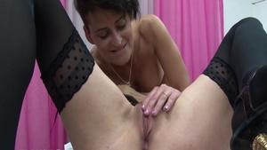 Petite passionate french babe art fucking in the ass in HD