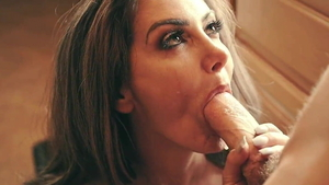 Rough hard sex in company with Ava Addams