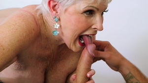 American Mrs Jewell doggy fucks