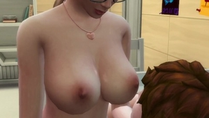 Big tits super sexy teacher reality cheating in classroom
