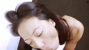 Naked asian mature fucking for money