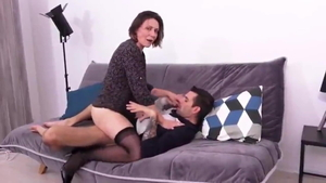Housewife creampie HD