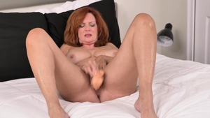 Pussy fucking with redhead