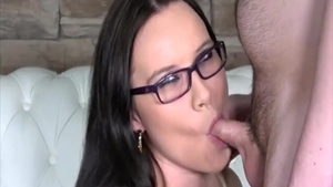 Hardcore loud sex together with very sexy slut