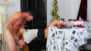 Cock sucking along with pornstar Britney Amber