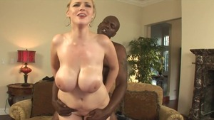 Fake tits Katie Kox together with busty Lex Steele rammed hard